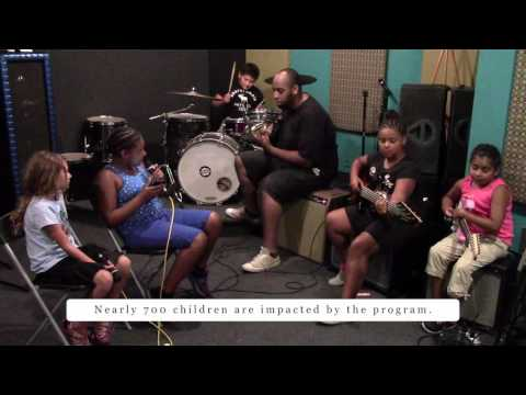 The Youth Initiative - Music Saved My Life