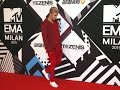 Bieber's Big Win at MTV EMAs