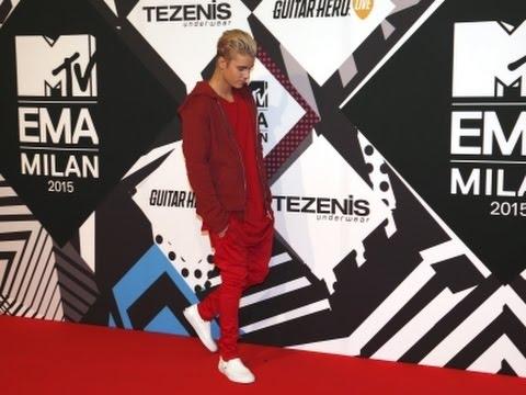 Bieber's Big Win at MTV EMAs