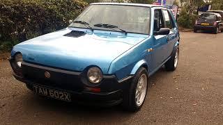 Fiat Ritmo 60 1982 fiat fiat
