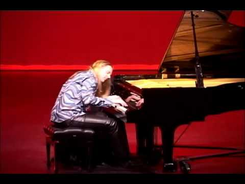 Nothing Else Matters - solo piano, Scott D. Davis