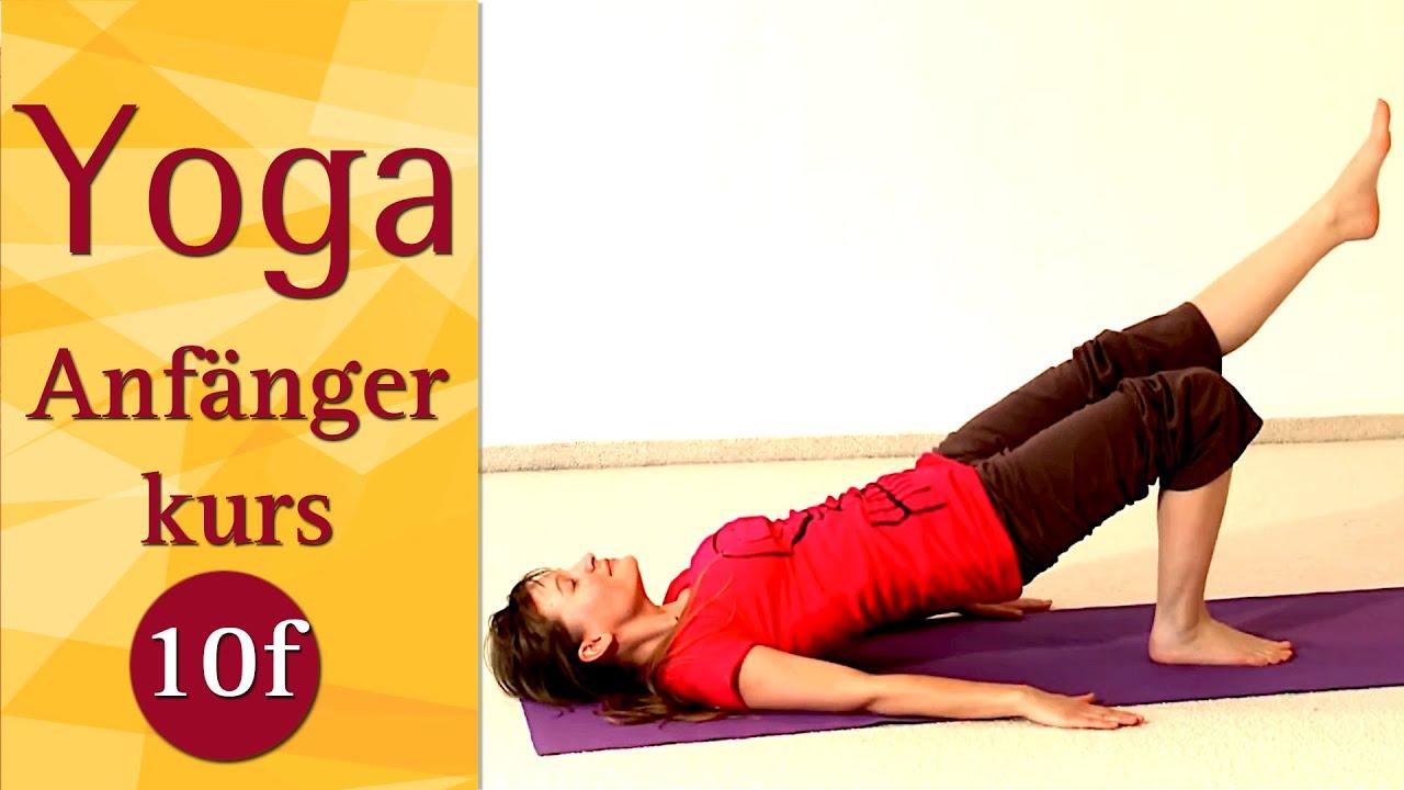 10f Ruckenyoga Starke Und Beweglichkeit Des Ruckens Yoga Vidya Anfangerkurs Youtube