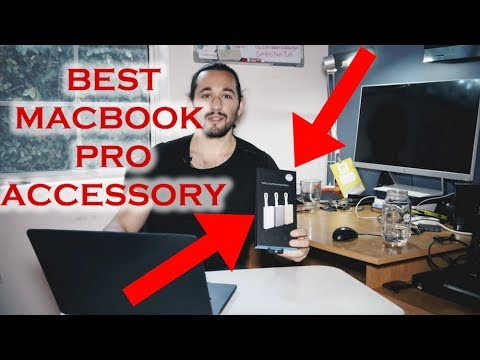 The BEST Macbook Pro Accessory!!! - Orico Dock | Momentum Productions