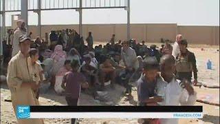 تفاقم أعداد النازحين شمال بغداد