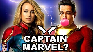Who Is The Real Captain Marvel? | SHAZAM Vs Captain Marvel