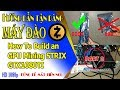 ZEC - How To Build an 760x6 Sols GPU Mining STRIX GTX1080TI ETH Part 2
