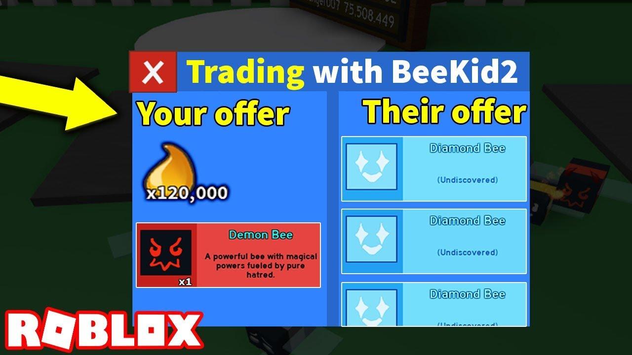 secret update redeem codes trading roblox bee