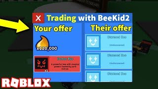 *SECRET UPDATE?!* REDEEM CODES? TRADING..?! (Roblox Bee Swarm Simulator)