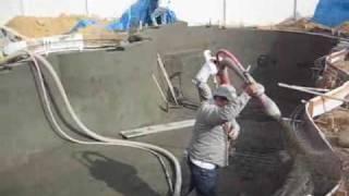 Video still for Reed Gunite Pool