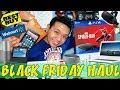 ULTIMATE BLACK FRIDAY HAUL 2018! (PS4, Chromebook, Kindle Fire, & More!)