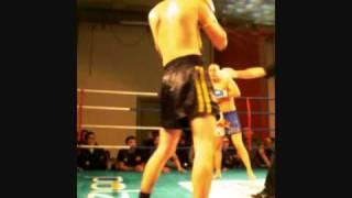 Patrick Keilbart vs  David Brandl   Fight Night Linz  K1 Rules Round 3