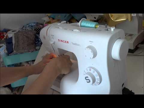 Aprender a coser a máquina, Singer TRADITION