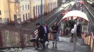 Триумфальное прибытие Паука в Серпухов
