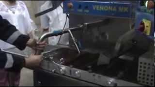 Глазировочная линия Enigma Venona & colosus 2(, 2013-09-04T12:07:38.000Z)