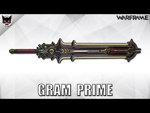 Warframe Weapon Build - Gram Prime [ กามพาม ] | (NW : 24.3) | by ลุงแมว thumbnail