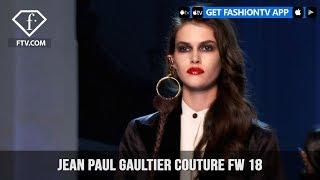 Jean Paul Gaultier Couture Le Smoking Fall 2018 Paris Haute Couture | FashionTV | FTV