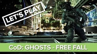 Call of Duty Ghosts: Free Fall Map on Xbox One  - Let