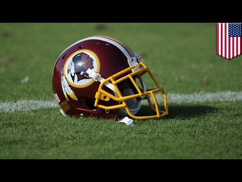 Change the mascot: U.S. Patent Office rules that NFL