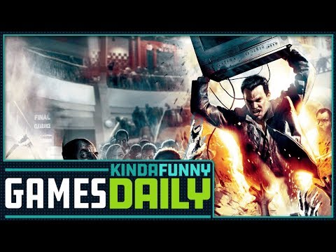 Dead Rising Kills Puzzle Fighter - Kinda Funny Games Daily 04.20.18