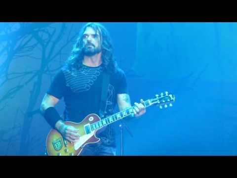 3 Doors Down - Kryptonite- live Zenith Munich 2016