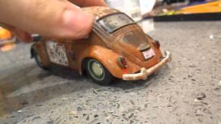 Тюнинг VW beetle ЖУК РЕТ ЛУК