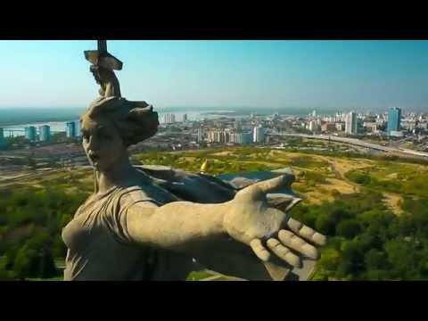 Russia: Volgograd (Stalingrad). Motherland