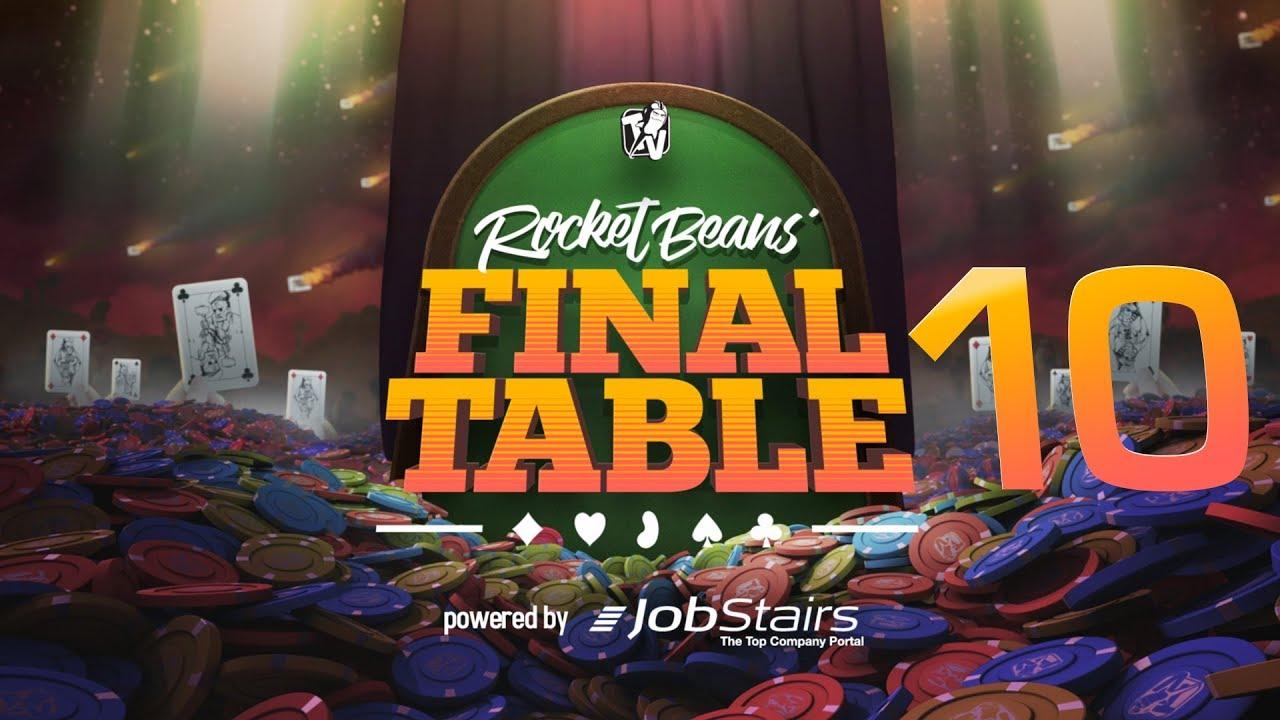 Final Table #10 Inside-RBTV-Spezial mit Felix, Jochen, Carsten, Timo, Krys, Fabian und Moritz