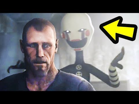 EU SOU A MARIONETTE? | Five Nights at Freddy's: FNAF Animation thumbnail