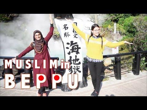 Muslim Friendly Beppu city in Oita prefecture