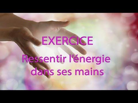 [EXERCICE] Ressentir L'énergie dans Ses Mains