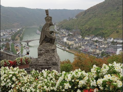 Germany - Mosel River, Koblenz to Trier