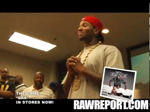 The Game THE RAW REPORT Volume 7