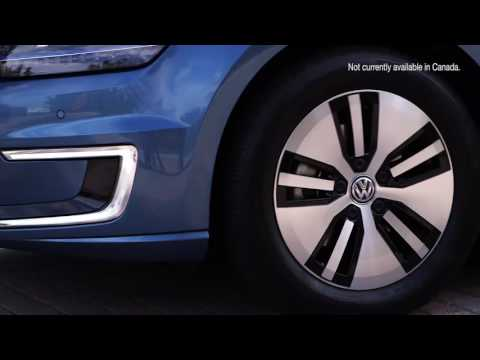 Charging the Volkswagen e-Golf Fully Electric Vehicle | Volkswagen Canada