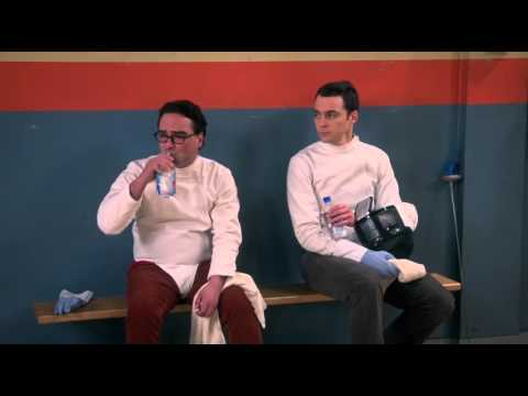 The Big Bang Theory -  O-fence-ively bland S09E05 [1080p]