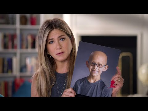 Join Jennifer Aniston in supporting St. Jude this holiday season