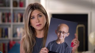 Join Jennifer Aniston in supporting St. Jude this holiday season thumbnail