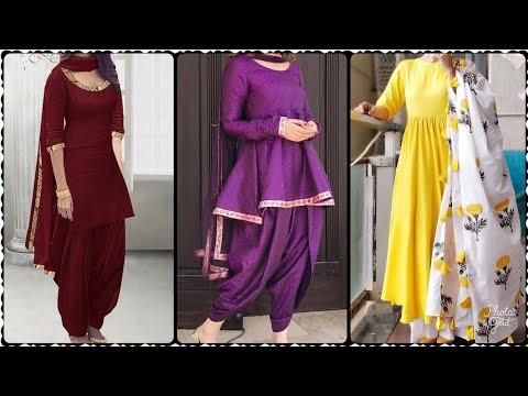 Pakistani Dress Design Traditional Dress Punjabi Shalwar Suit Design For Girls Youtube,Camo Wedding Dress Orange