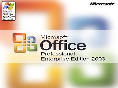 office 2003 sp3 aio with update aprile 2014 ita youtube