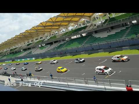Sepang 1000KM Endurance Race 2016 Highlights