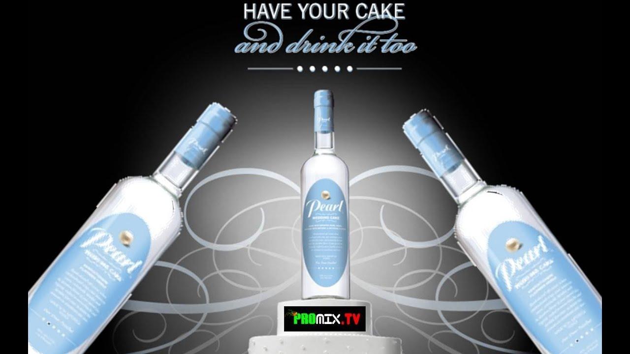 Pearl Wedding Cake Vodka Review Taste Test Youtube