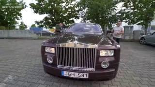 видео Аренда роллс-ройс с водителем