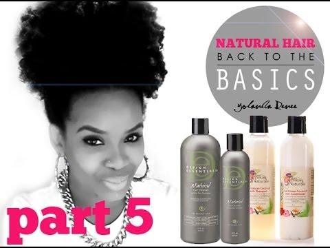 natural hair basics