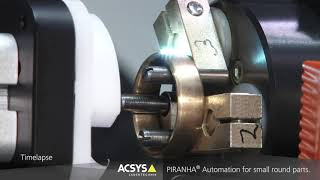 Laser Automation For Small Round Parts thumbnail