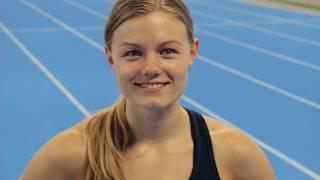Randers Freja Atletik PROFIL Louise Østergård