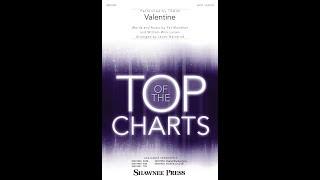 Valentine (SATB Choir) - Arranged by Jacob Narverud