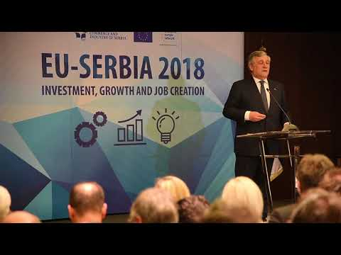 EU-Serbia 2018 Investment, Growth and Job Creation