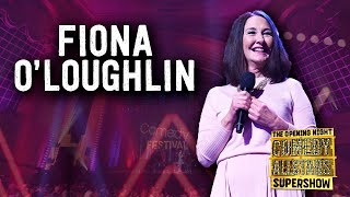 Fiona O'Loughlin - Opening Night Comedy Allstars Supershow 2018