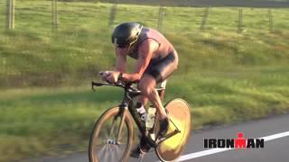 IM70.3 Texas: Lance Armstrong on Bike Course