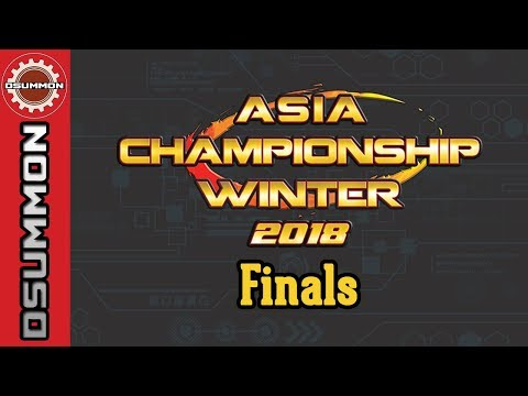 [Yu-Gi-Oh!] Asia Championship Winter 2018 Main Event: Finals