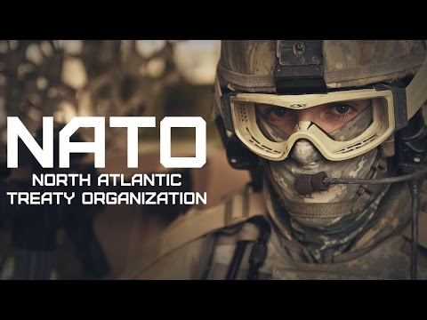 NATO • North Atlantic Treaty Organization • OTAN